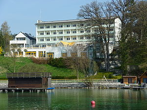 Hotel Villen Im Park Wangerooge