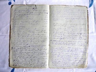 Einzelne Mütter, die Tagebuch datieren