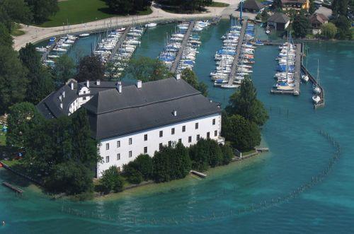 Hotel Schloss Kammer Osterreich